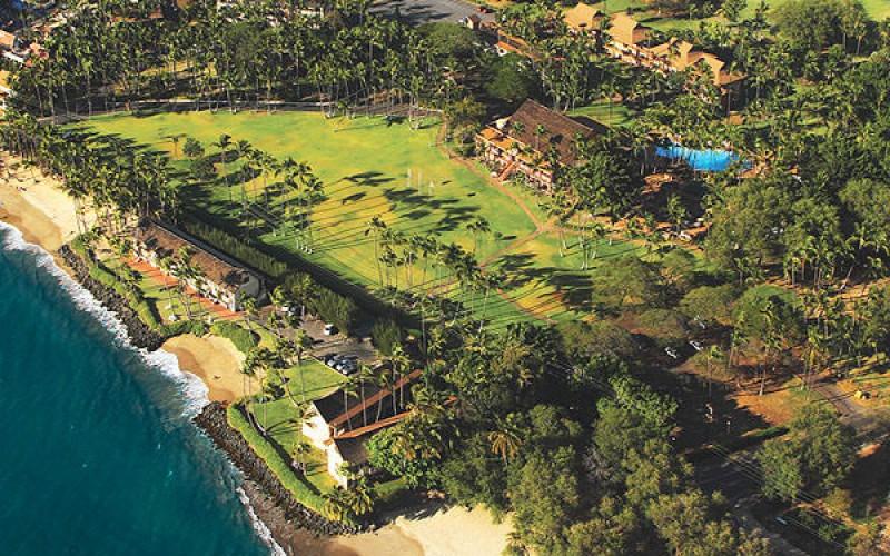 Aston Maui Lu Resort Exterior