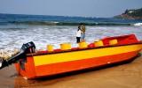 Betalbatim Beach in Goa