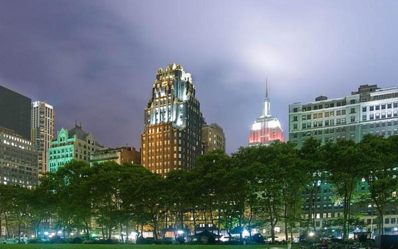 The bryant park hotel new york romantic honeymoon for Koi bryant park hotel