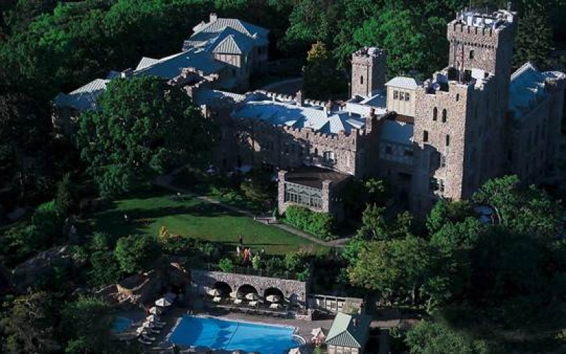 Castle Hotel and Spa, New York