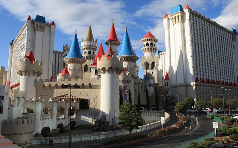 Excalibur Hotel & Casino, Las Vegas