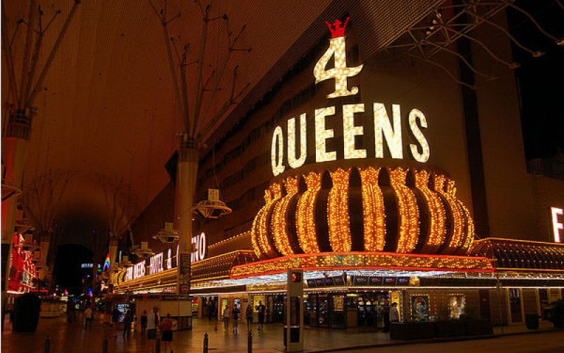 Four Queen Hotel and Casino, Las Vegas