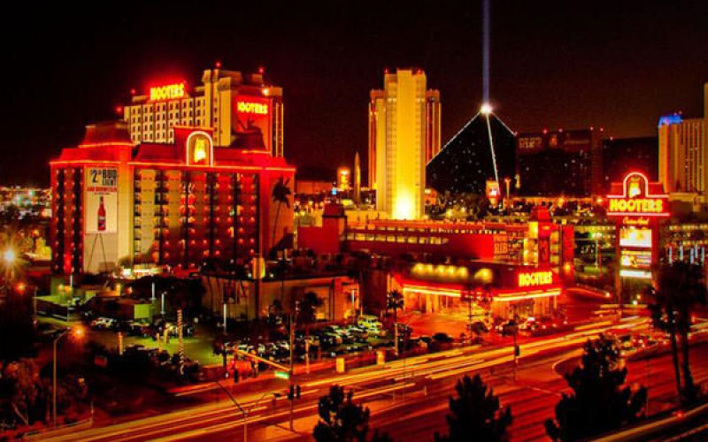 Hooters Casino Hotel, Las Vegas