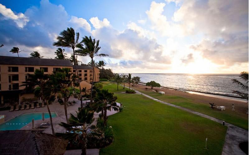 Kauai Sands Hotel, Kapaa