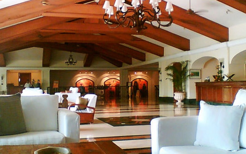 Taj Exotica Goa Lobby