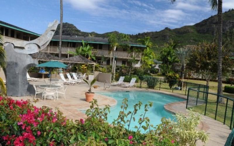 The Kauai Inn, Lihue