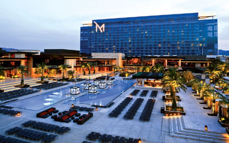 The M Resort Spa Casino, Las Vegas