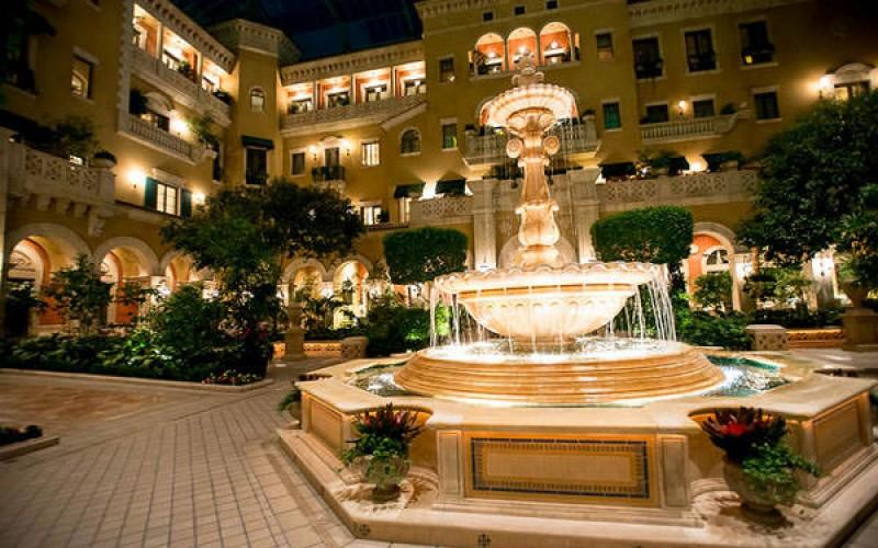 The Mansion at MGM Grand, Las Vegas