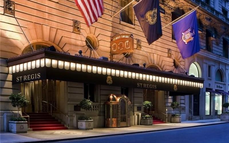 The St Regis, New York