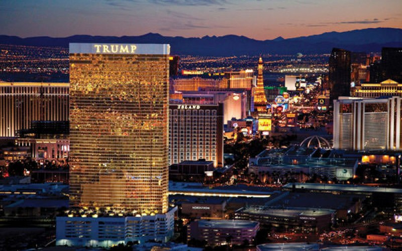 The Trump International Hotel, Las Vegas