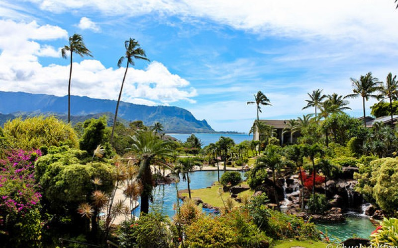 Hanalei Bay Resort, Princeville