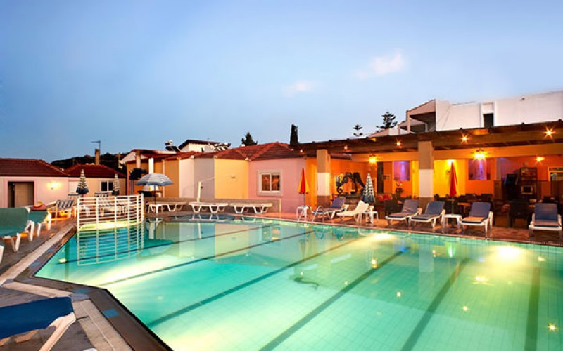 Marietta Hotels and Apartments, Rhodes