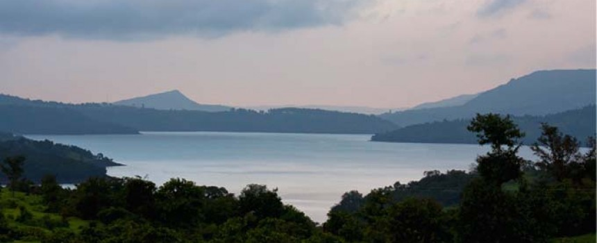 Mulshi Lake Evening View