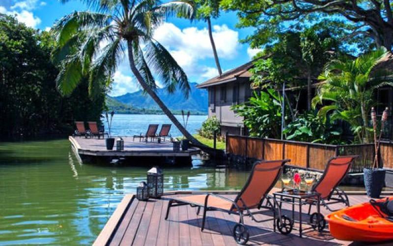 Paradise Bay Resort Hawaii, Kaneohe