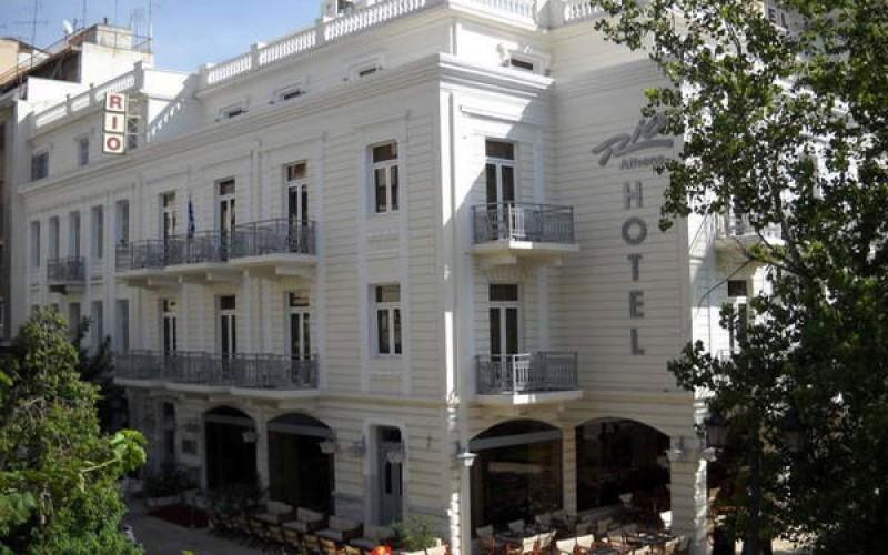 Rio Hotel, Athens