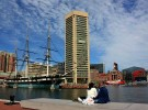 Inner Harbor in Baltimore