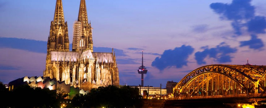 Cologne Cathedral , Germany
