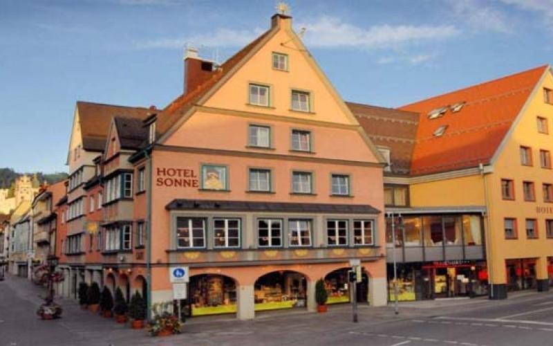 Hotel Sonne in Germnay