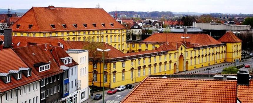 Neuer Graben-Schloss Osnabrueck