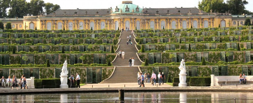 Potsdam in Germany