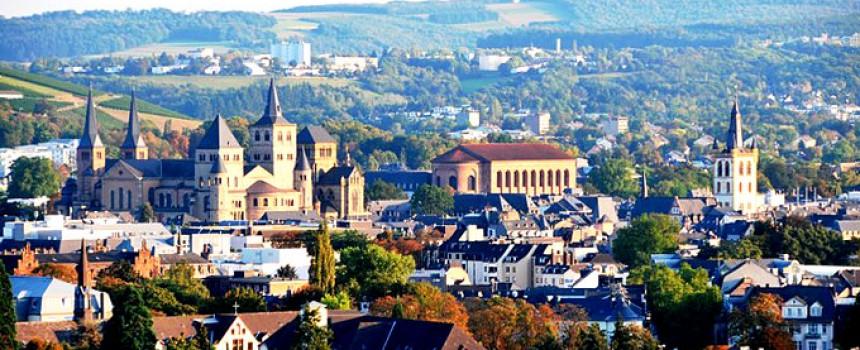 Trier Blick-vom Weishaus