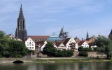 Ulm City in Germany