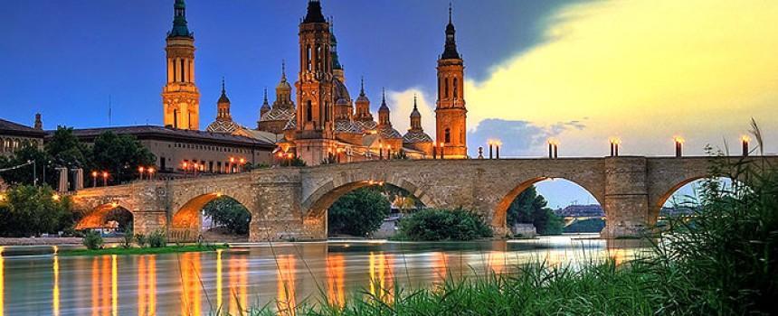 Basílica del Pilar in Zaragoza