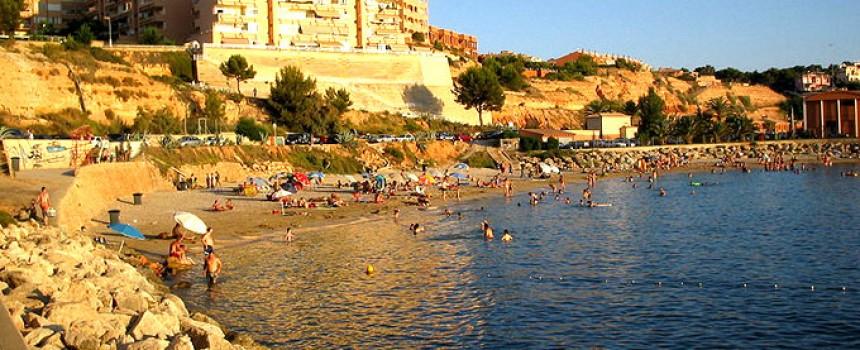 Beach from Calvià