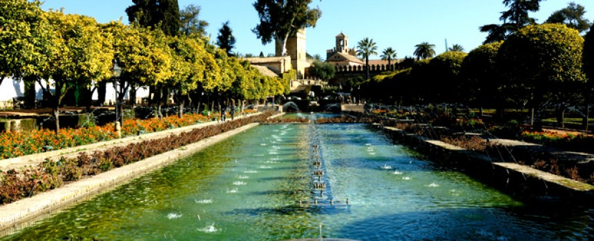 Gardens of The Royal Alcazar