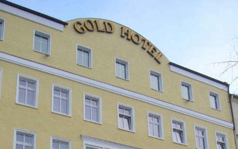 Gold Hotel am Wismarplatz