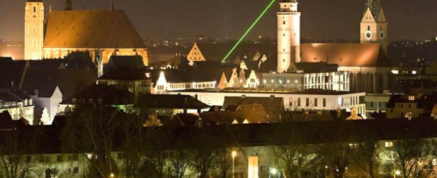 Ingolstadt in Germany