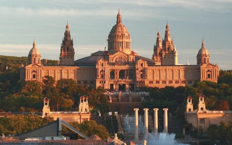 Museum, Barcelona