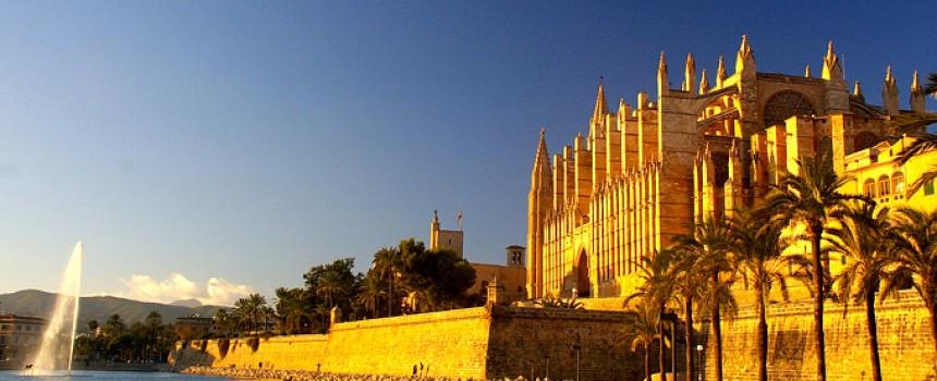 Palma de Mallorca in Spain