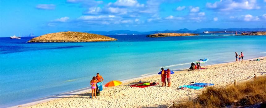 Platja de Illetes, Formentera
