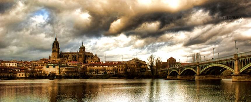 Rio Tormes - Salamanca