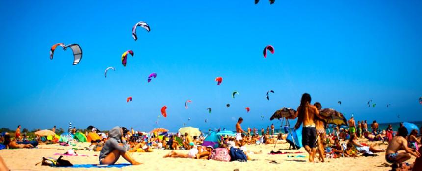 Tarifa Beach in Spain