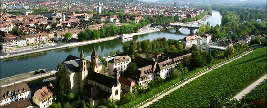 Wurzburg in Germany