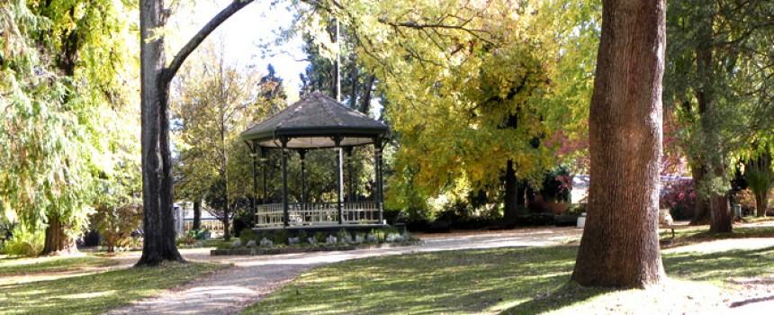 Cook Park in Orange NSW