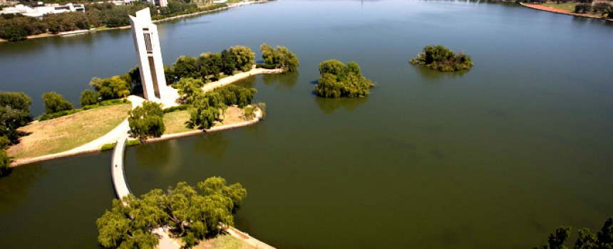 Lake Burley Griffin