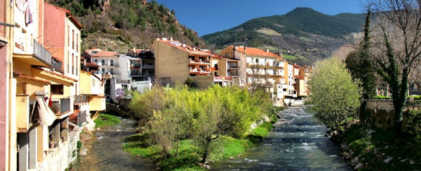 Ribes de Freser in Spain