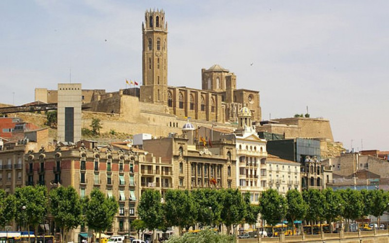 Cathedral in Lleida
