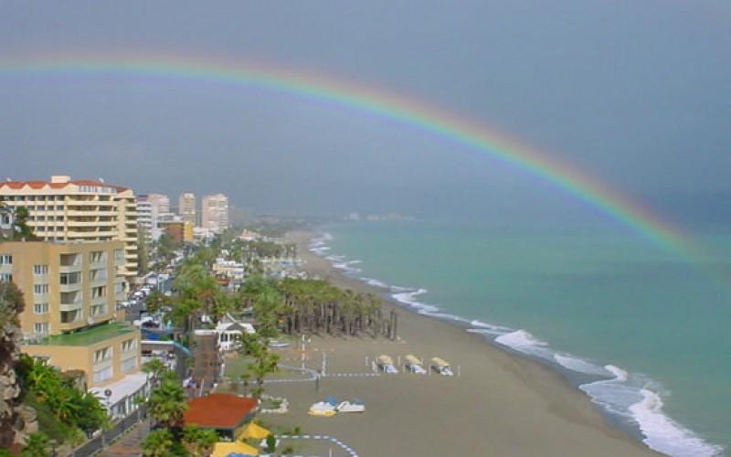 layamar Beach, Torremolinos