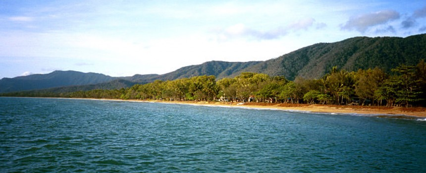 Palm Cove in Queensland
