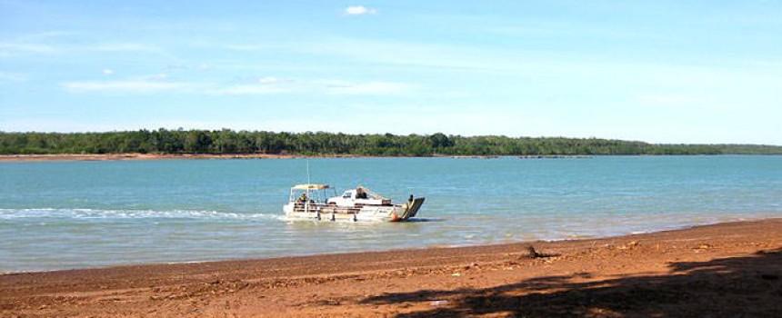 Tiwi Islands Car Ferry