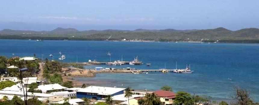 Horn Island in Torres Strait Islands