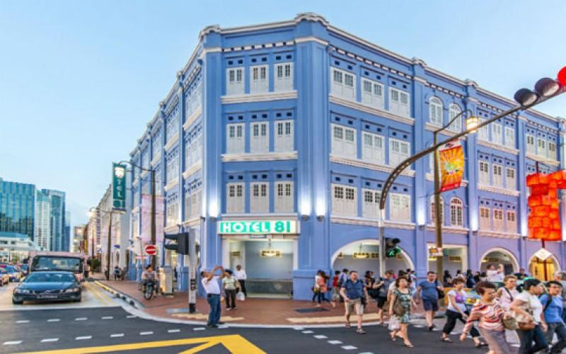 Hotel 81 Chinatown Singapore