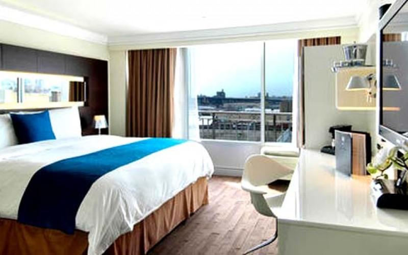 Hotel Le Bleu Room