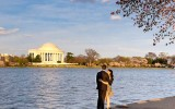 Jefferson Memorial Lake