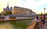 Paris seen from Ile de St Louis