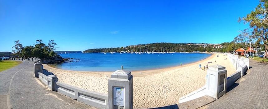 Balmoral Beach in Sydney